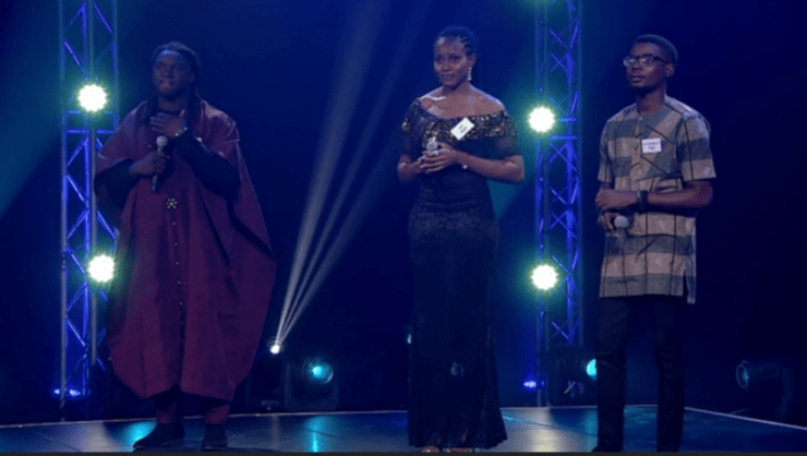 Nigerian Idol Theatre week