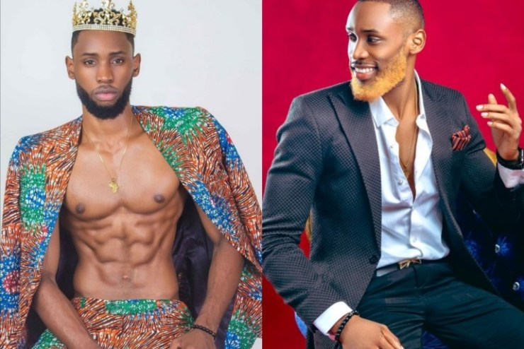 Housemates Applaud Emmanuel After He Shared His Story of Winning Mr Ideal Nigeria and Mister Africa International