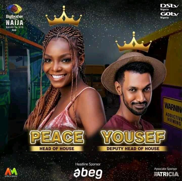 Peace Week 1 Head of House