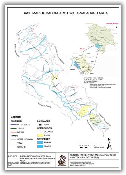About  Baddi Barotiwala Nalagarh Development Authority