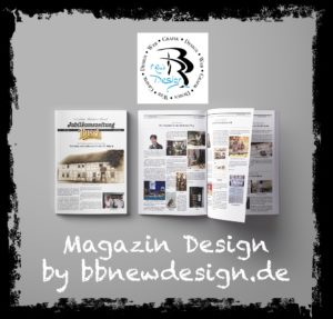 Magazin Design