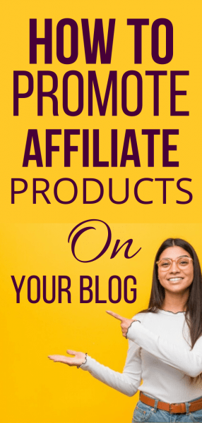 The Best Way to Promote Affiliate Products with Blogs