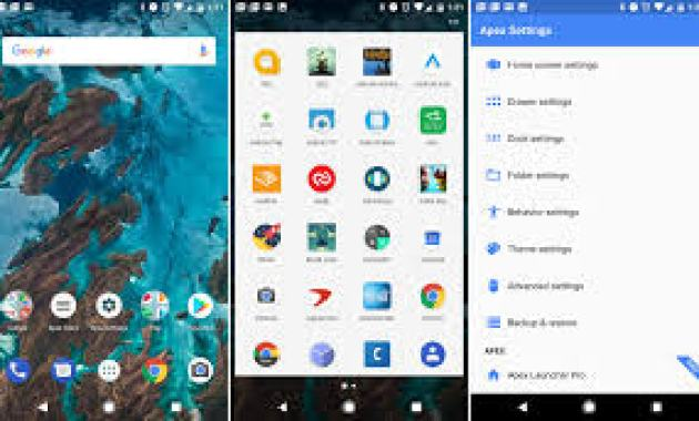 cool themes for android