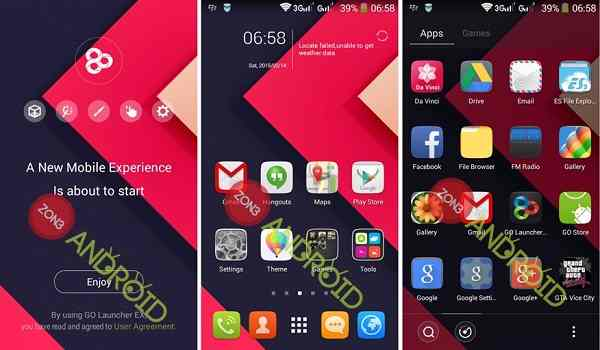 android theme download apk