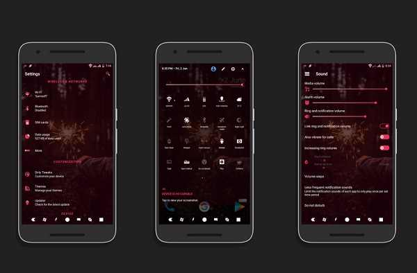 top 10 android themes