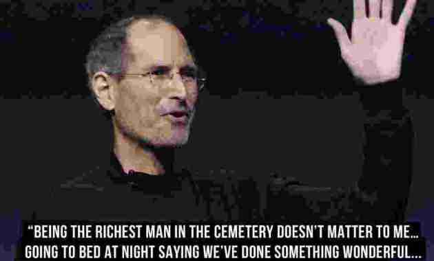 steve jobs quotes on success