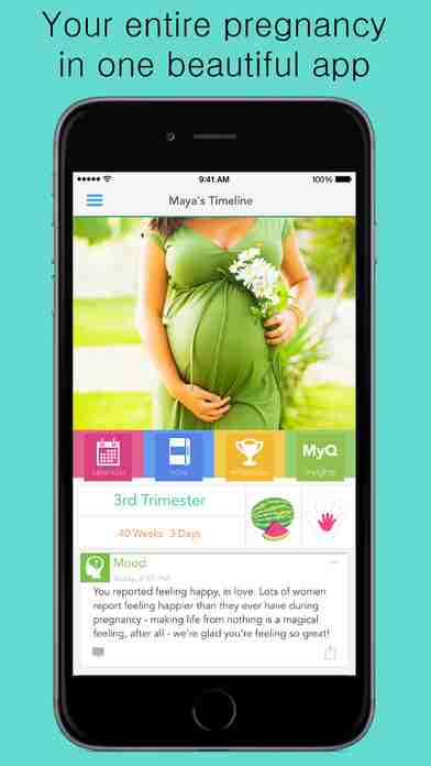 pregnancy exercises app