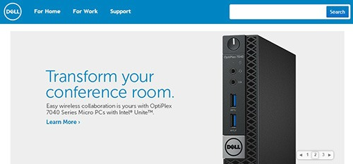 dell work from home