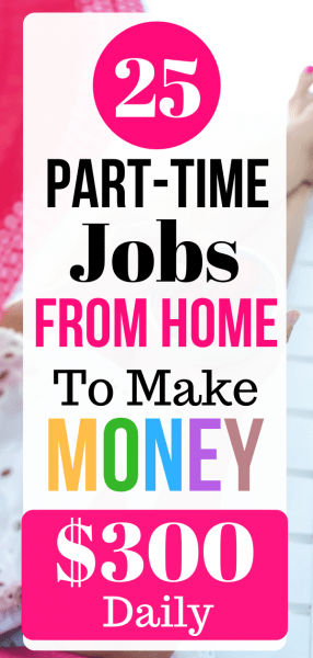 Part-Time Jobs
