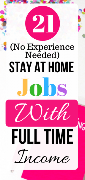 Best Flexible Stay at Home Jobs For Moms