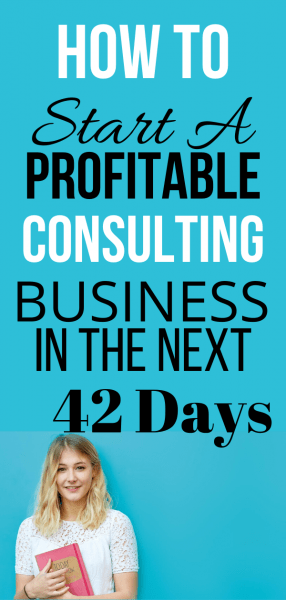 How To Start Business Consulting On The Side