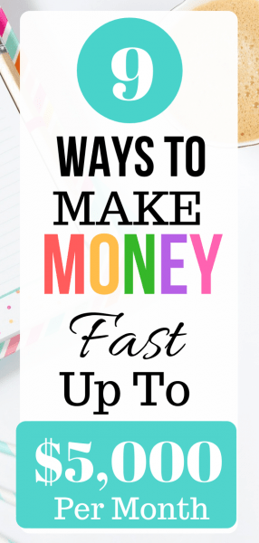 Proven Ways to Make Money Fast and Easy You Can Start Today