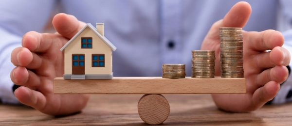 how to save for a house in 2 years