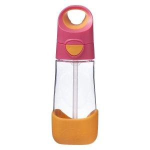 Tritanowa butelka ze słomką