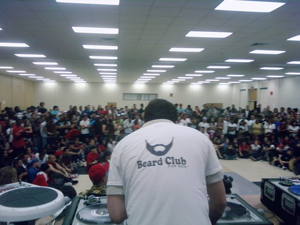 dj chief @ Bboy Battle of the Elements