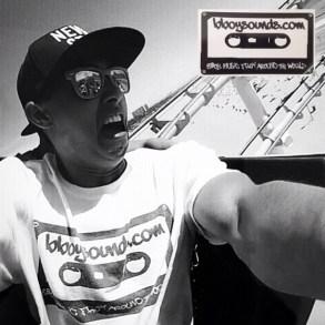 Bboy Hella rocking the #bboysounds #cassette down under! On Sale Now @ bboywear.com!Follow -> @barry_devine_jnr #repost