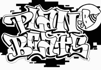 Plan B Beats logo tag
