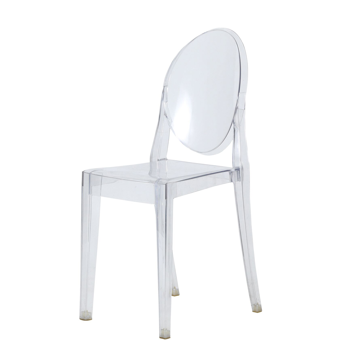 ghost chair knock off club and ottoman slipcovers black plastic chairs flash furniture transparent
