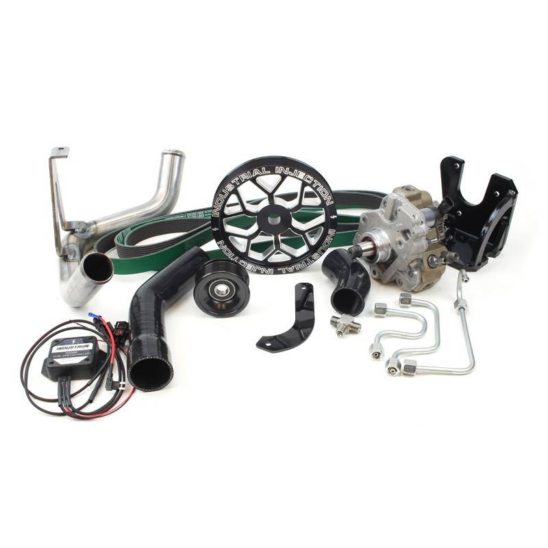 Industrial Injection 2007.5-2012 6.7 Cummins Dual CP3 Kit