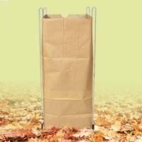 Lawn & Leaf Bag Holder - Wire Bag Stand Holder | Better ...