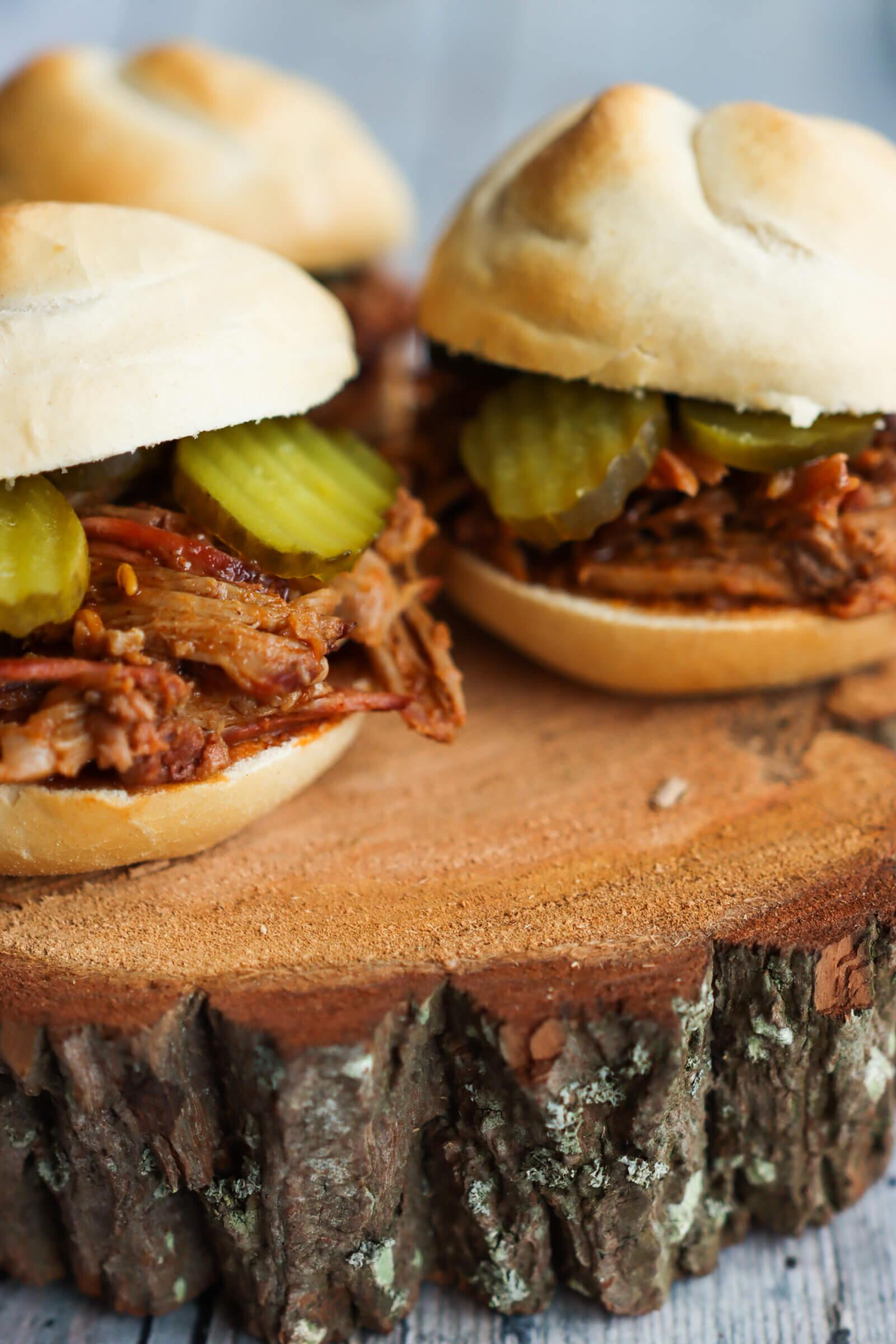 Pulled pork recept van de BBQ