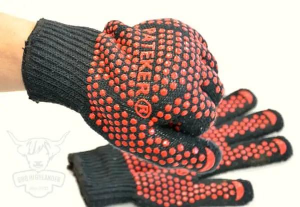 Pateker Handschuh Passform
