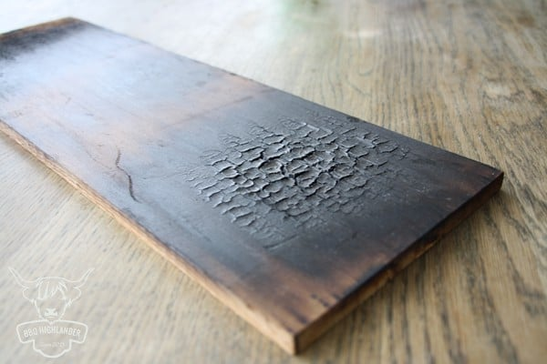 Holzplanke Unterseite nach 1