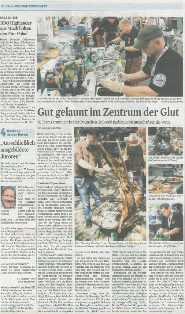 Quelle: Kölner Stadt-Anzeiger, Montag 27.07.2015