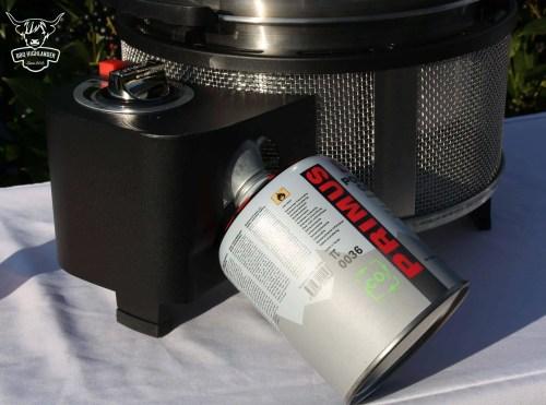 Cobb Premier Gas Grill mit Gaskartusche