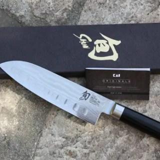 KAI Shun Santoku Messer im Praxistest