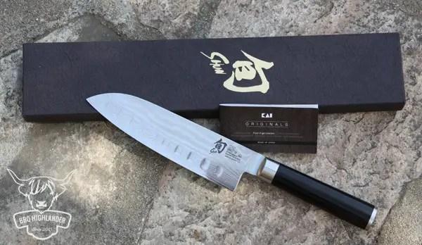 Das KAI SHUN Messer