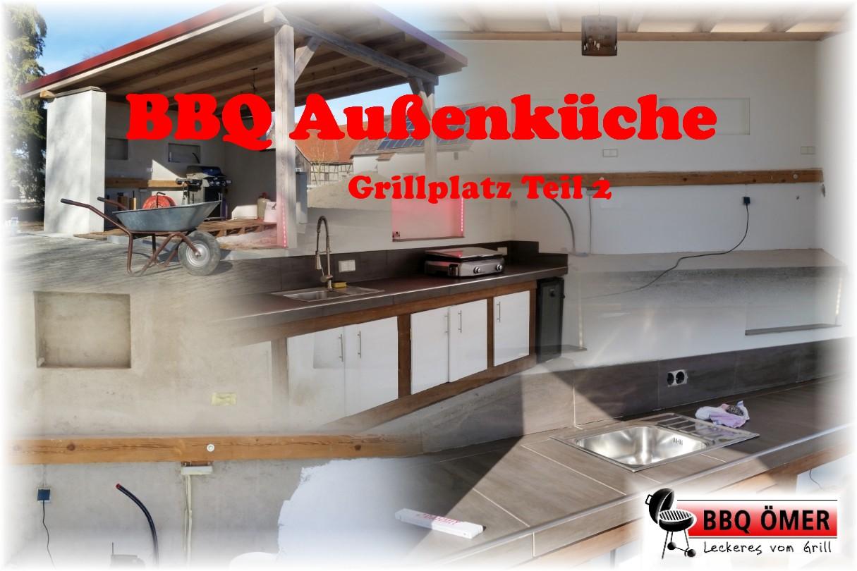 Outdoorküche Tür Test : Außenküche grillplatz outdoorküche teil es geht weiter