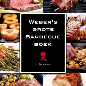 Boek webers grote barbecue boek (nl) Weber