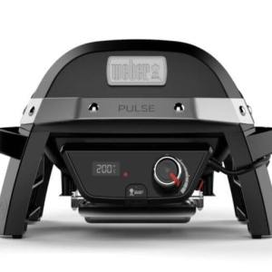 Weber Pulse 1000 black