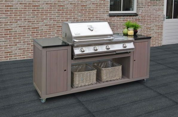 Country Cooker De Luxe - 195cm breed