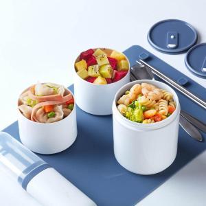 Kalar 990ml Bento Lunchbox Maaltijd Voedsel Container Magnetron Verwarming Koeler Picknick BBQ van