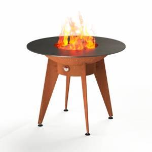 Forno: BFC1 Houtskoolbarbecue - Koper