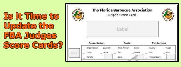 Is it Time to Update the Florida Bar-B-Que Association ...