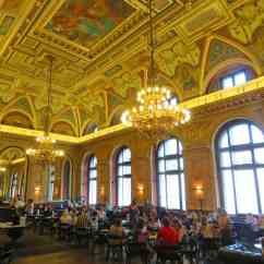 French Cafe Chairs Indoor Wicker Dining The Most Beautiful Cafés In Budapest