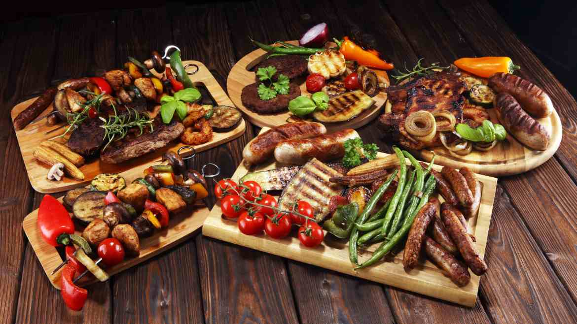 Simple BBQ Food Ideas To Make Your Party A Success!