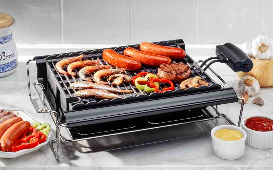 How To Use An Electric Grill