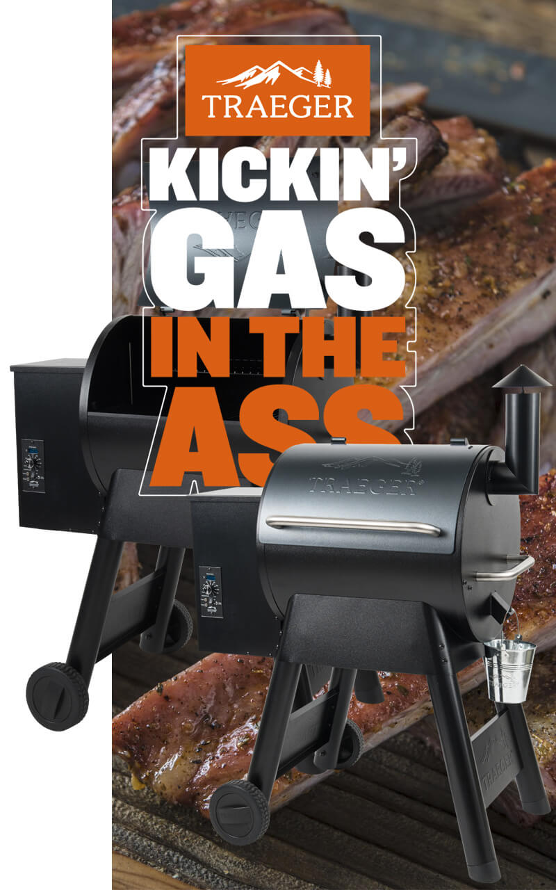 Traeger Wood Fire Grills – Consistent Results With Traeger Wood Pellet Grills, Every Time!