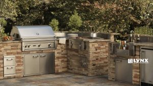 Lynx Outdoor Grilling - Branded