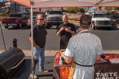BBQ Concepts Traeger Demo Day October 2017