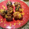 Pork Tenderloin Pinwheels with Carolina Mustard Sauce