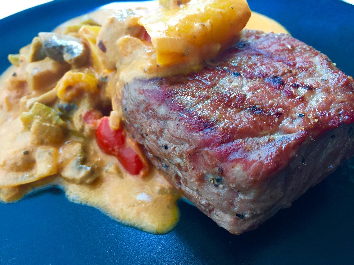 Classic Beef Stroganoff BBQKINGS.NLBBQKINGS