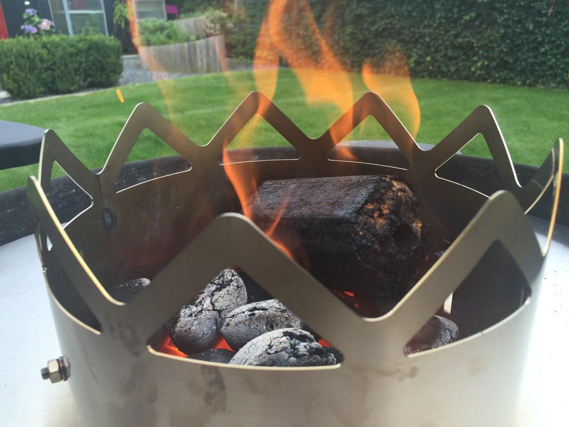 Hartholz für extreme Hitze