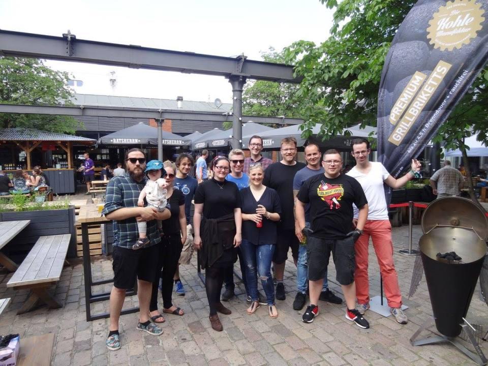 Die Kohle Manufaktur – Blogger Event in Hamburg