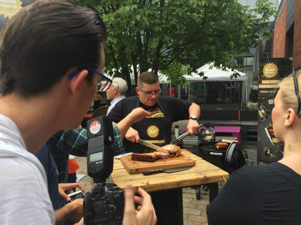 Blogger Event Hamburg – Die Kohle Manufaktur
