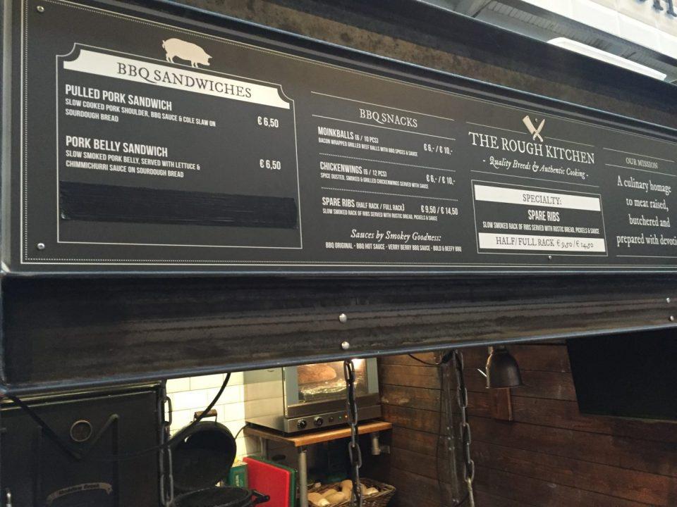 BBQ in Amsterdam – Foodhallen